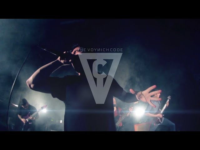 The Voynich Code - Antithesis (Official Music Video)