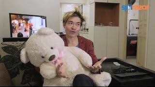 Steven Lim: 'I cry when I read bad comments about me'
