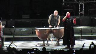 Disturbed The Sound Of Silence Live OzzFest California