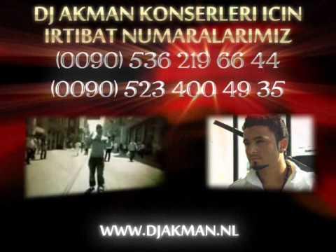 DJ Akman - Konseri Avrupa Bir Fidan Gibi 2010
