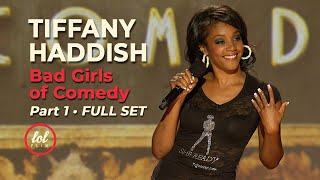 Tiffany Haddish • Snoop Dogg Bad Girls of Comedy • FULL SET • Part 1 | LOLflix