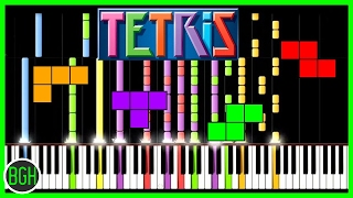 IMPOSSIBLE REMIX - Tetris Theme A