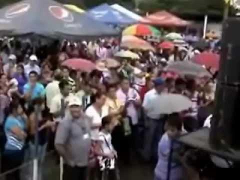 jalapa Nicaragua en misión con  el P. Martín Avalos y Dei Verbum
