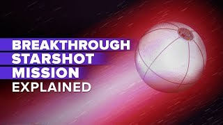 The Breakthrough Starshot mission explained (CNET News) width=