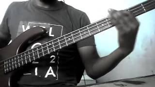 the cardigans erase rewind bass cover