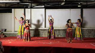 Dance on Nainon wale @ Ganesh Puja 2018 Janhavi Shelters