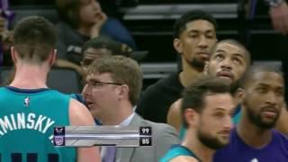 Charlotte Hornets at Sacramento Kings - February 25, 2017