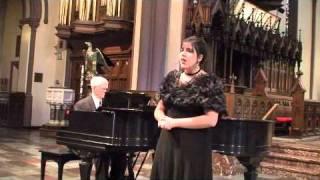 Ave Maria - G. Caccini - Danielle DiStefano