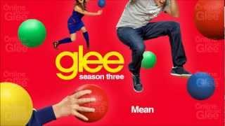 Mean - Glee [HD Full Studio]