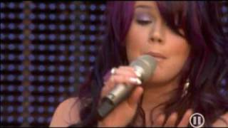 Joss Stone You Had Me Live @ Concert For Diana
