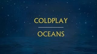 Coldplay - Oceans (Live at BBC Radio 1) *NEW SONG*