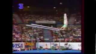 Ivan IVANOV (BUL) PB - 1994 Brisbane worlds EF