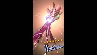 Duel Links- Arkana's Dark Magician summoning animation