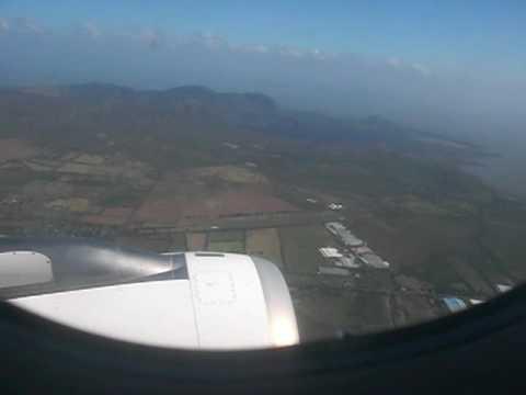 Taca Airlines Managua Arrival Part 1/2