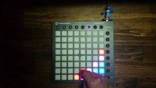 Don't Let Me Down -- The Chainsmokers -- Launchpad MK2 Cover