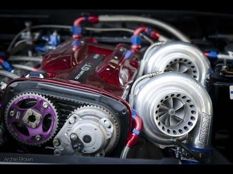 turbo, exhaust, anti lag sound compilation
