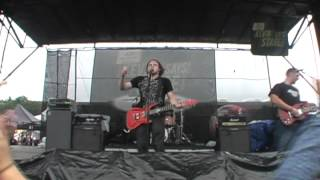 PERMANENT HOLIDAY - Murder She Wrote @ Warped Tour 2008
