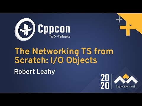 The Networking TS from Scratch: I/O Objects