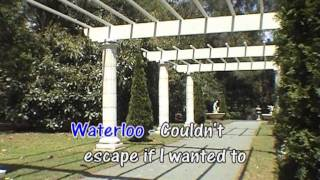 Waterloo - Abba Karaoke