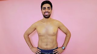 MY BODY TRANSFORMATION !!!