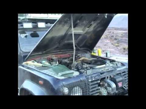Impala Adventures – First Breakdown – Morocco 04/10/2006