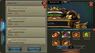 """New LIMITED Gift Code  """"try to Change your pet skill""""  