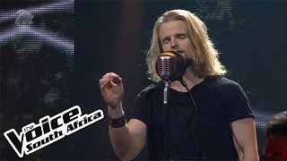 Richard Stirton: 'Sounds of Silence' | Live Round 5 | The Voice SA