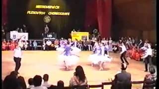 TŠ Duha Č.Lípa-plesovky 2002