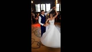 Pierwszy taniec Moniki i Grzegorza - Walc wied.|Goo Goo Dolls - Iris| - Szkoła Tańca Estilo Wrocław