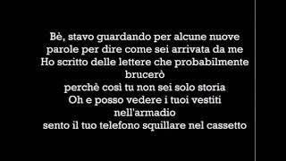 OneRepublic - Choke (traduzione italiana)