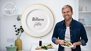 Premiérový pořad na Mňam TV: Billovo jídlo