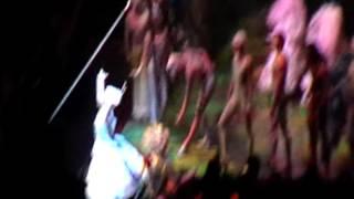 Cirque Du Soleil, Alegria - Finale, Live, The O2 Dublin 25th April 2012