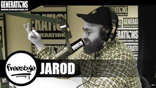 Jarod - Freestyle (Live des studios de Generations)