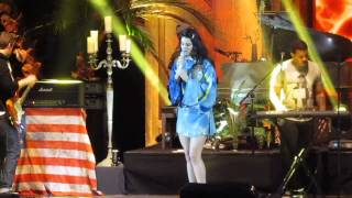 Lana Del Rey - Young and Beautiful @ The Paradise Tour in Rome 06/05/2013 HD