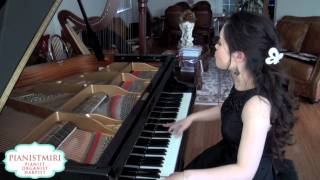 Kelly Clarkson - Stronger (What Doesn't Kill You) | Piano Cover by Pianistmiri 이미리