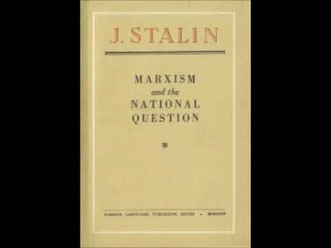 Communism For Beginners: Ep.8 - Marxism and the National Question
