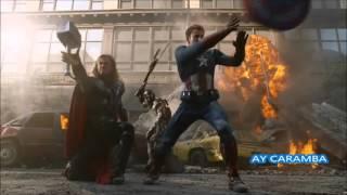 Captain America Tribute Hero   Skillet