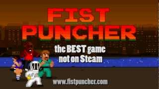 Fist Puncher Steam Pitch Trailer (PC version for babies)