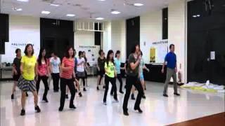 Just A Dream - Line Dance