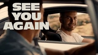 Fast and Furious 7 Sad Ending Scene 2015 ( Tribute for Paul Walker )