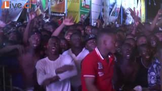 """FEMUA 10/ Black M en Concert live sur """"Africain"""""""