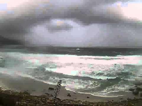 Timelapse Video – Glen Beach – 30/06/2011