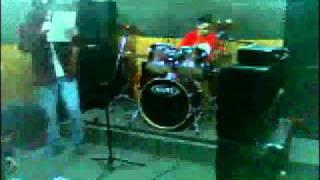 Ensaio da banda the flash no dia 02/08/2011