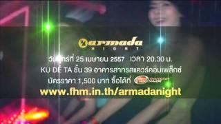 Inspire Live present Armada Night in Bangkok 2014