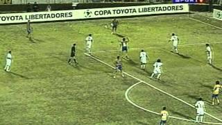 Tigres-MEX 2x1 São Paulo Libertadores 2005 Quartas