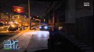 Straight Outta Compton - NWA - Fuck The Police - GTA