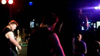I AM ABOMINATION: THE NEXT GREAT AMERICAN TRAGEDY LIVE AT CHAIN REACTION