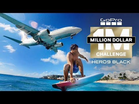 HERO9 Black Million Dollar Challenge video