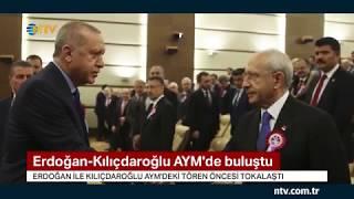 Erdoğan ve Kılıçdaroğlu Saldırıdan Sonra İlk Kez Buluştu