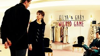 illya & gaby | wicked game